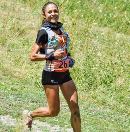 Le France de Trail long vécu par Sylvaine CUSSOT